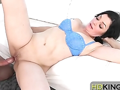 Milf Natalie Lovenz fucked hard by some horny dude