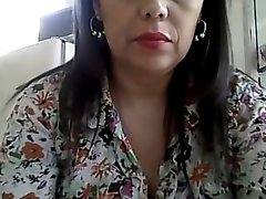 Amateur Latina MILF - Floral Dress Webcam [More on youcamgirl.net/webcamgirls ]