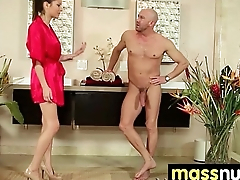 Awesome Nuru gel Fuck! 5