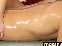 Awesome Nuru gel Fuck! 1