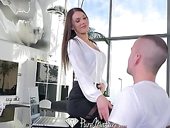 PureMature - Kitana Lure&rsquo_s pink pussy will make your cock hard