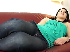 Fakeshooting - Shy girl in her first porn audition