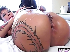 Big Butt Inclusive (bella bellz) Get Oiled And Hard Deep Anal Nailed vid-05