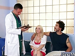 Action Scene Between Nasty Doctor And Horny Patient (christie) movie-11