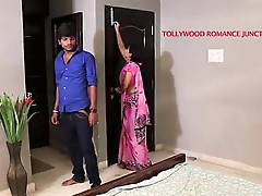 indian beautiful teacher tempting to her student be useful to romance.......telugu hot shortfilm
