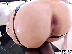 Hard Style Anal Sex With Ass Oiled Big Butt Girl (jenna ivory) movie-16