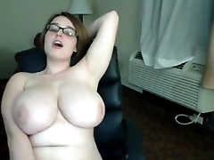 Busty Nerdy Girl creampiegirls.webcam