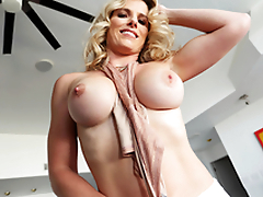 Cumming Of Age 40+ - Cory Chase In the porn scene