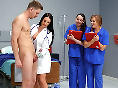 Firsthand Experience Featuring Angela White - Brazzers HD