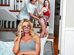 Sex Therapy With Stepmom Featuring Brianna Banks added to Danni Rivers - Reality Kings HD