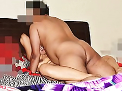 Loud Moaning Desi Wife Pranya getting Fucked Hard in Threesome by Hubby's Friend