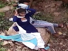 Indian College Woman OutDoor Sex With Bf