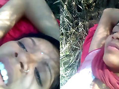 Exclusive- Village Girl PainFul Sex With Clear Hindi Audio