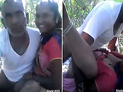 Desi Old Man Outdoor Sex With Randi