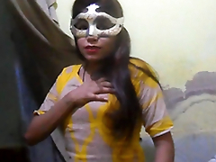 Desi XXX - Charming Indian Village Ungentlemanly Showing Natural Tits