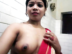 Desi XXX - Big Ass Punjabi Bhabhi Taking Shower Shaving Her Pussy