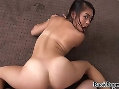 Pornostar Fucking Agent During Casting Couch Audition