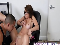 Splendid Slut In Casting Audition