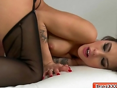 Naughty Teens In Hardcore Euro Sex Party @ www.EuroXXXVids.com 12